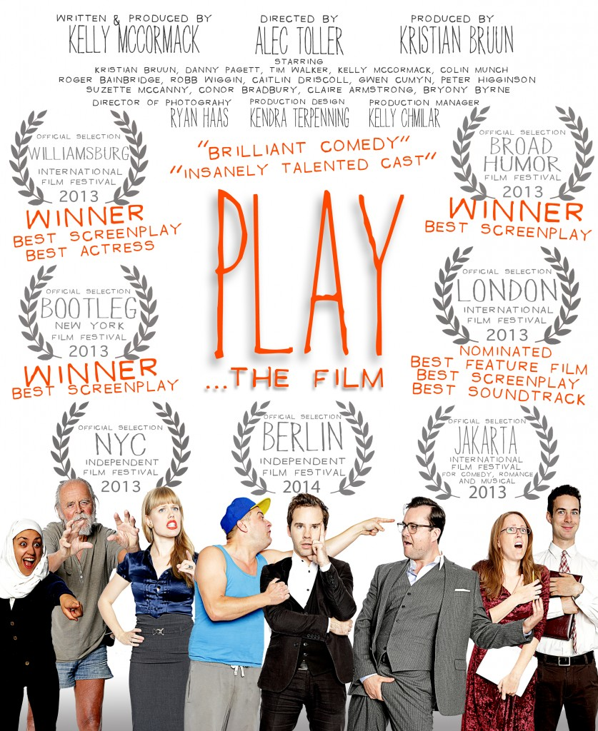 Play The Film Poster - Feb 12
